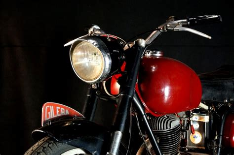 gilera  gt  moto classiche vendita garage