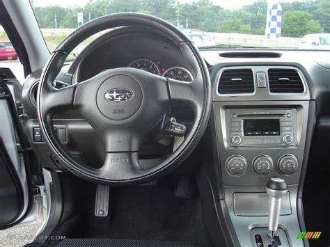 2005 Platinum Silver Metallic Subaru Impreza Wrx Sedan