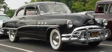1951 Buick Eight 1951 Buick Eight Sedan Black Front Angle