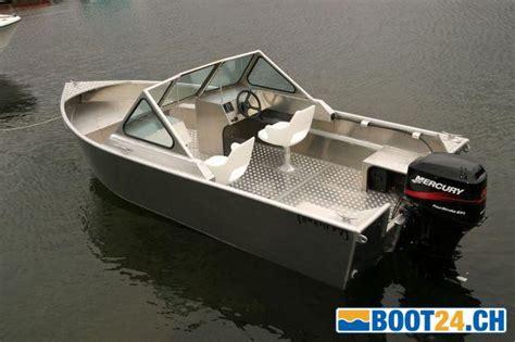 aluminium boot zu verkaufen aluminiumboot runabout 18 chf 27 000 zu verkaufen