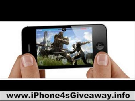 Iphone 5 Giveaway No Surveys - full download free iphone 4s giveaway with no surveys mp4