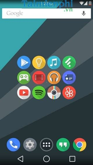 click ui icon pack apk click ui icon pack for android theme cho điện thoại android theme