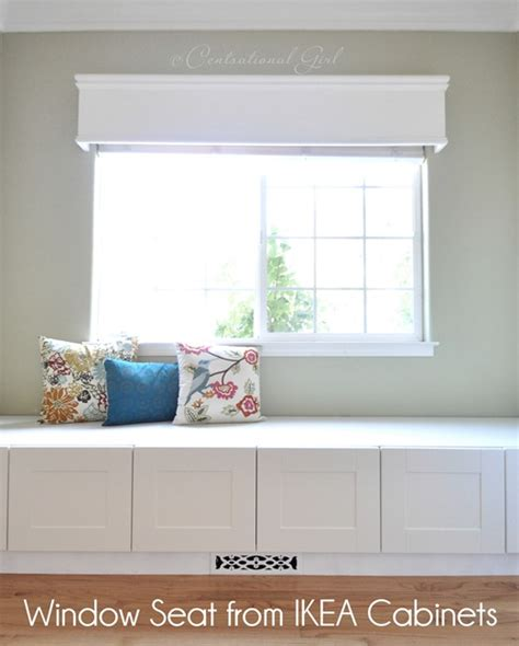 window seat ikea hack we a window seat centsational