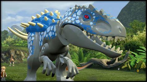 L A Rex lego jurassic world darkseid t rex