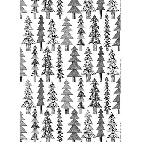 marimekko upholstery marimekko kuusikossa white black fabric marimekko fabric