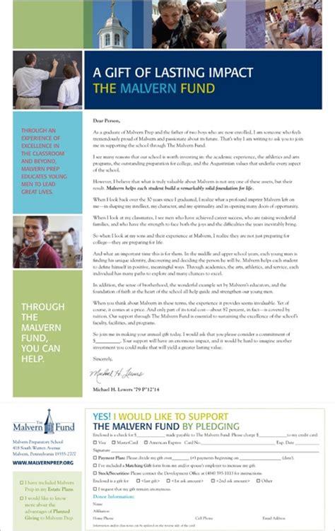 Fundraising Letter Design Kelsh Wilson Design