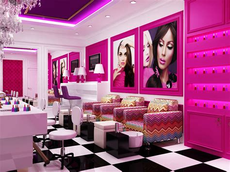 Doll House Hair Salon 28 Images Portfolio Rosaco Interiors إليك أفضل و