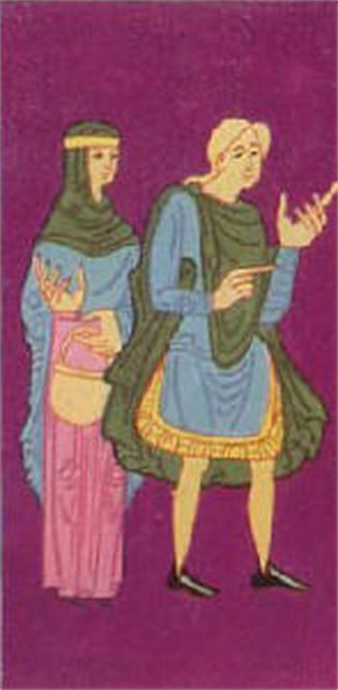 norman and medieval fashion and clothing