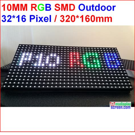 Sky Message Led Writer Creates A Real Image Floating In Mid Air by Aliexpress Buy P10 Outdoor Led Module Color