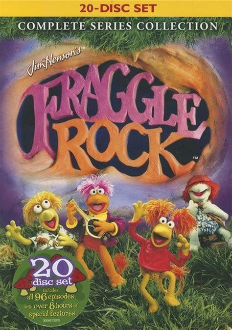 164500 Rok Syafiya Disc 20 fraggle rock the complete series collection 20 disc bookcase set dvd dvd empire