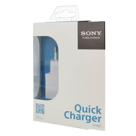 Sony Charger Ep881 15a Original sony charger and micro usb cable ep881 original gadgets house