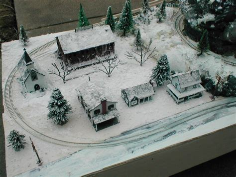 layout scene locos in the snow page 2 new railway modellers forums