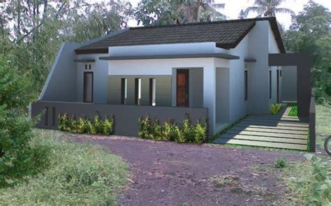 Depan Susun Minimalist Depan Susun Minimalist Jati Depan Susun Jati properti dan tanah kaplingan rumah mungil modern minimalis lahan 100 m2