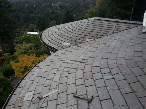 Slate Roof Repair The 4 Divisions At Cc L Roofing Company 3 Repair