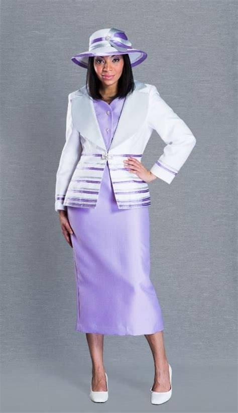 2 pc white silver lilac giovanna s dress suit