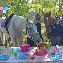 birthday pony parties 187 wattle creek equestrian centre