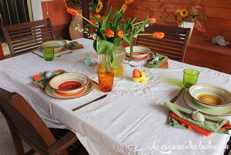 la tavola di pasqua tavola di pasqua la cucina dei balocchi