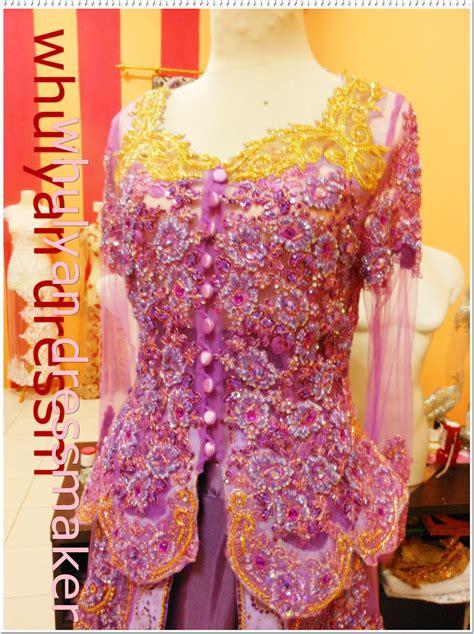whulyan butik dressmaker pilihan kebaya pengantin dengan harga murah dan bersahabat di surabaya