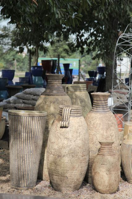 Home Accessories And Decor Garden D 233 Cor Clay Pots