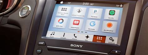 ford sync apps android connecting android or iphones to ford sync 3 information