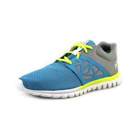 reebok athletic shoes reebok reebok sublite authentic blue running shoe