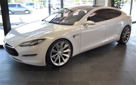 4 Door Tesla Image Gallery Tesla 4 Door