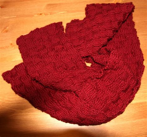 basket weave knit scarf basket weave scarf needles and how