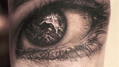 top 10 incredible realistic eye tattoo designs 2014 youtube