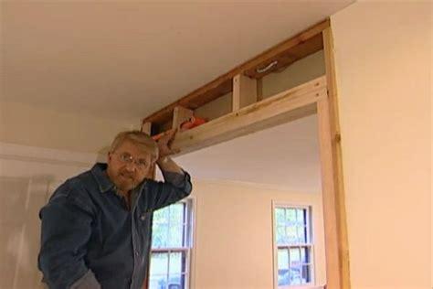 remodelaholic  diy door tips installation framing
