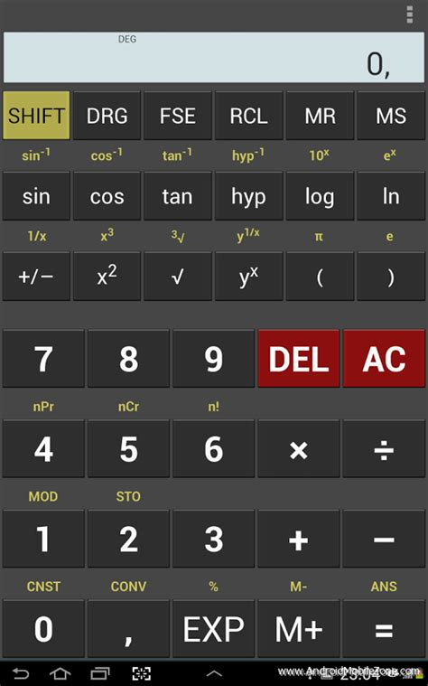 calculator apk my calc calculator apk free android app androidmobilezone