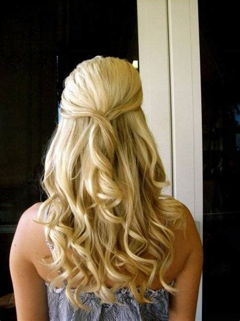 hairstyles half up half down curly hair 10 awesome half up half down hairstyles 2015 uk fashion