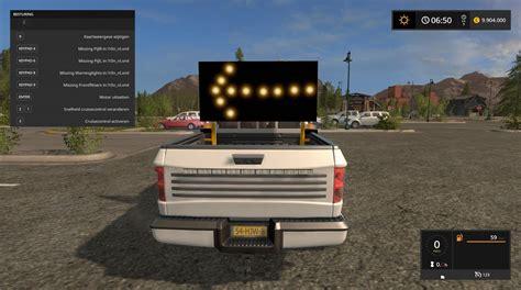 Lantern Ls by Traffic Advisor V1 2 Ls17 Farming Simulator 2017
