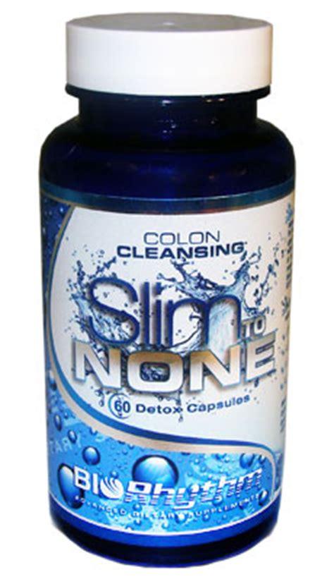 Slim To None Detox biorhythm slim to none only 38 99 free shipping