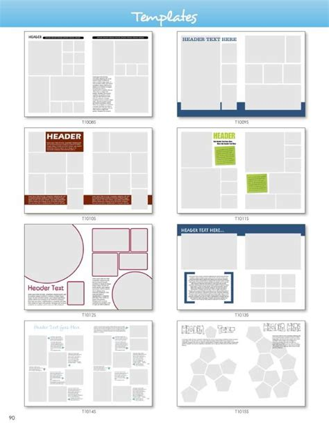 Yearbook Layout Programs | templates pictavo art guide pinterest the o jays