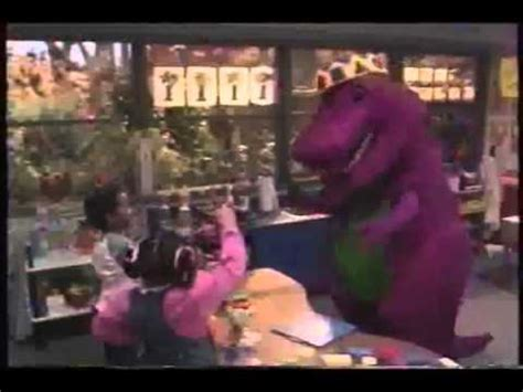 Barney And The Backyard Gang Dvd Barney Goes To Orginal Version Part 2 Youtube