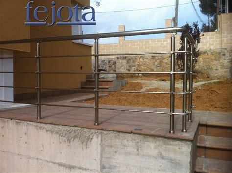 barandilla terraza barandillas inoxidable barandillas de aluminio