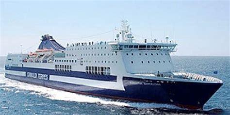 navi porto torres barcellona da aprile porto torres barcellona