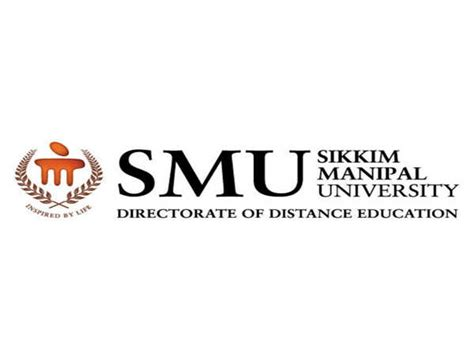 Sikkim Manipal Mba Admissions by Admissions Open For Distance Education In Sikkim Manipal