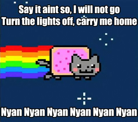 Nyan Meme - funniest nyan cat pictures to pin on pinterest pinsdaddy