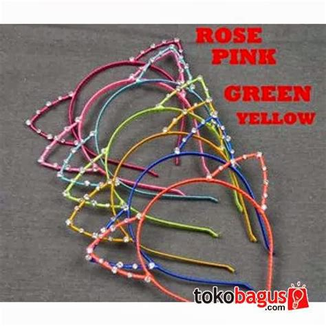 Bando Karakter Bando Cookie 1 mataschashop