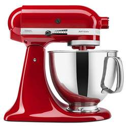 Kitchenaid Mixer Colors by Kitchenaid Stand Mixer Tilt 5 Qt Rrk150 Artisan Tilt