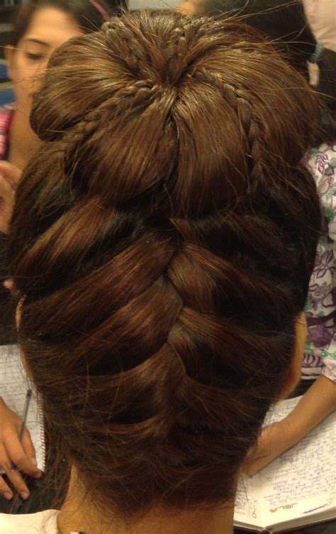 Wedding Hairstyles By Esther Kinder by Hairstyles By Estherkinder Braided Updo