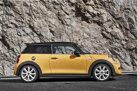 Car Upholstery Cost Mini Reveals 2015 Cooper And Cooper S Models