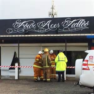 tattoo parlour wagga tattoo parlour fire at aldinga beach latest in series of