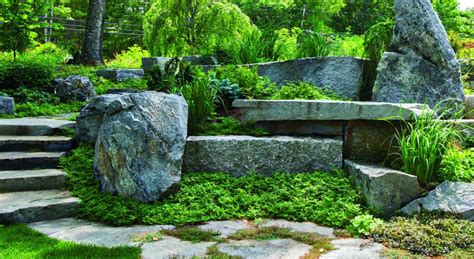 Rock Garden Inn Maine Ode To The Stones Maine Boats Homes Harbors