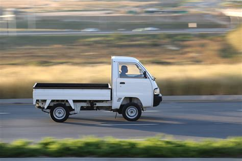 Suzuki Super Carry Bakkie coming to SA in June 2016   Cars.co.za