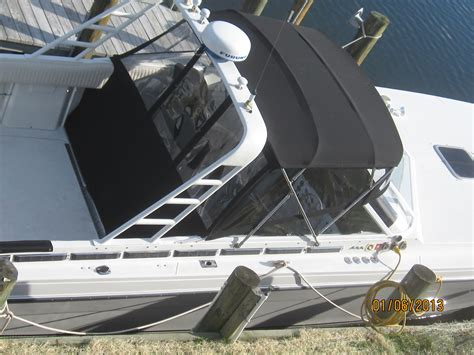 boat arch with bimini top arch snd bimini or hardtop in northeast the hull truth