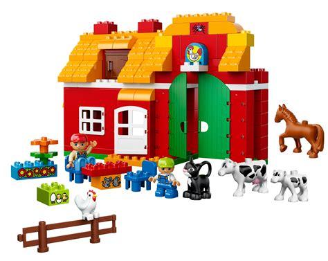 lego duplo scheune lego duplo 10525 gro 223 er bauernhof ebay