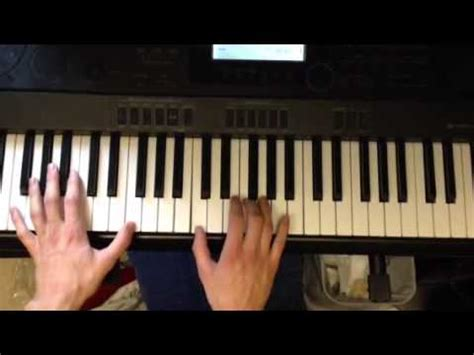 piano updated version how to play the espn 30 for 30 theme song updated