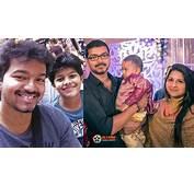 Actor Vijay Family Photos With Wife Sangeetha Son Sanjay
